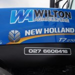 Wilton Agriculture tractor