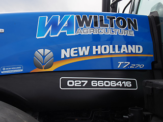 Wilton-Agriculture-tractor