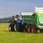 Wilton Agriculture Muck Spreading